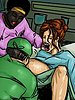 I think the contractions are starting - The surrogate by Illustrated interracial